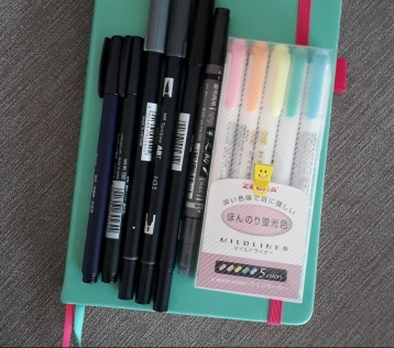 new supplies for November